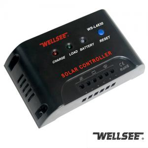 WELLSEE solar system controller WS-L4830 30A 48V