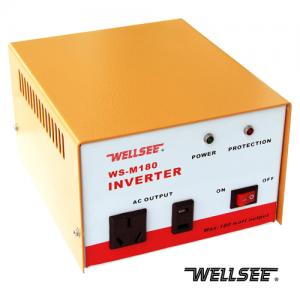 WELLSEE 12v inverter WS-M180