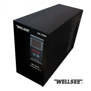WELLSEE sine wave inverter WS-P2000