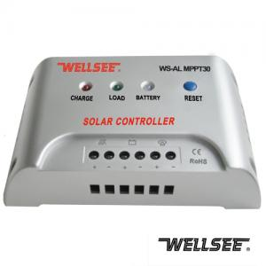 WELLSEE Lighting Control WS-ALMPPT30 12/24V 25A