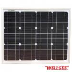 WELLSEE solar panel WS-MONO120W