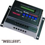 WS-C2480 80A wellsee solar charge controller