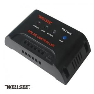 WELLSEE solar system controller WS-L4830 20A 48V