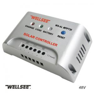 WELLSEE Lighting Control WS-ALMPPT30 48V 30A