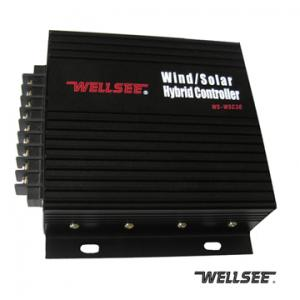 WELLSEE wind/solar hybrid lighting controller WS-WSC30 30A