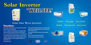 Catalogue of Wellsee Power Inverter(2009)