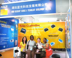 African clients love Wellsee automotive inverter